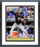 Chicago White Sox Adam Eaton 2015 Action Framed Photo