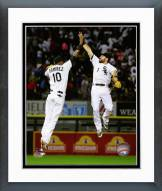 Chicago White Sox Alexei Ramirez & Adam Eaton Framed Photo