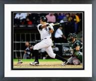 Chicago White Sox Avisail Garcia 2014 Action Framed Photo