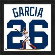 Chicago White Sox Avisail Garcia MLB Uniframe Framed Jersey Photo