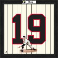 Chicago White Sox Billy Pierce Uniframe Framed Jersey Photo