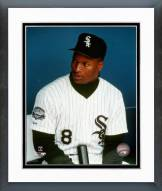 Chicago White Sox Bo Jackson Action Framed Photo