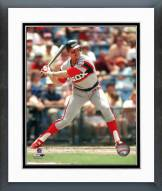 Chicago White Sox Carlton Fisk Framed Photo