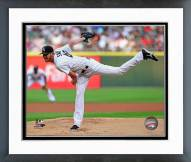 Chicago White Sox Chris Sale 2014 Action Framed Photo