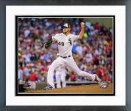 Chicago White Sox Chris Sale 2014 MLB All-Star Game Action Framed Photo