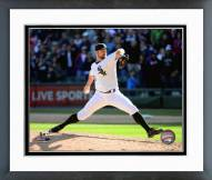 Chicago White Sox David Robertson 2015 Action Framed Photo