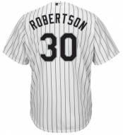 Chicago White Sox David Robertson Replica Home Baseball Jersey