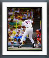 Chicago White Sox Frank Thomas 1990 Action Framed Photo