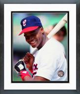 Chicago White Sox Frank Thomas 1990 Posed Framed Photo
