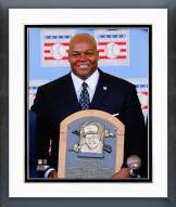 Chicago White Sox Frank Thomas 2014 HOF Induction Ceremony Framed Photo