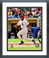 Chicago White Sox Frank Thomas Action Framed Photo