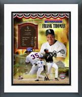 Chicago White Sox Frank Thomas MLB HOF Legends Composite Framed Photo