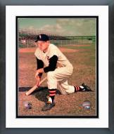 Chicago White Sox George Kell Posed Framed Photo