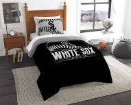 Chicago White Sox Grand Slam Twin Comforter Set