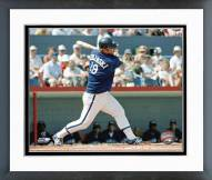 Chicago White Sox Greg Luzinski Action Framed Photo
