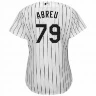 Chicago White Sox Jose Abreu Women's Replica Home Baseball Jersey