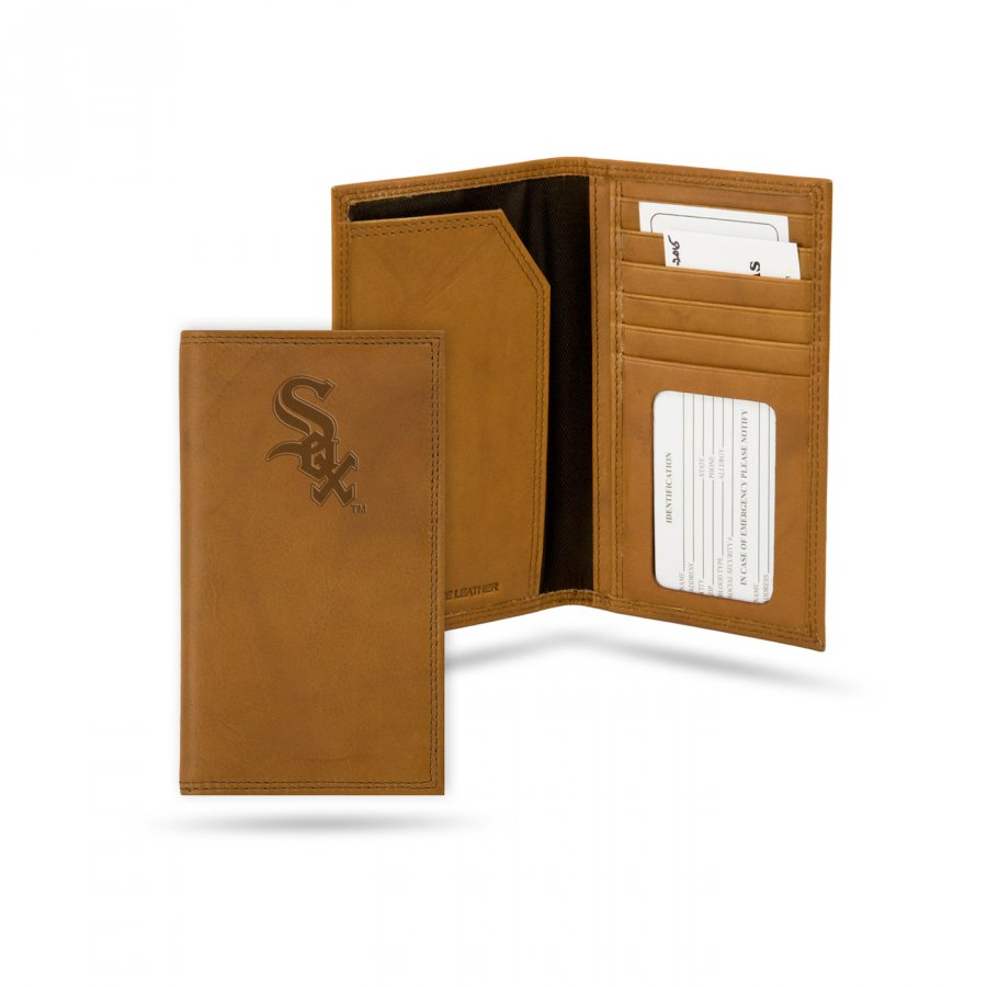 Chicago White Sox Leather Roper Wallet