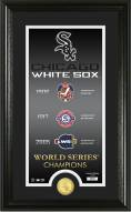 Chicago White Sox Legacy Supreme Bronze Coin Panoramic Photo Mint