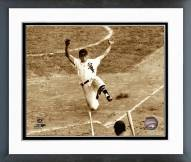 Chicago White Sox Luis Aparicio Action Framed Photo