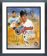 Chicago White Sox Luis Aparicio Composite/Portrait Plus Framed Photo