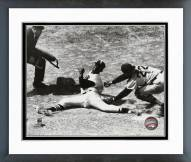 Chicago White Sox Minnie Minoso 1953 Action Framed Photo