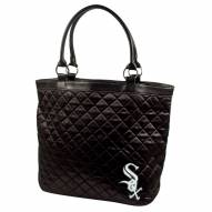 Chicago White Sox Quilted Tote Bag