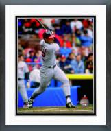 Chicago White Sox Ron Kittle Action Framed Photo