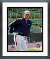 Chicago White Sox Ron Kittle Posed Framed Photo