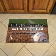 Chicago White Sox Scraper Door Mat