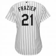 Chicago White Sox Todd Frazier Women's Replica Home Baseball Jersey