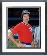 Chicago White Sox Tony LaRussa Posed Framed Photo