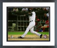 Chicago White Sox Trayce Thompson 1st MLB Home Run Framed Photo
