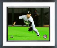 Chicago White Sox Trayce Thompson 2015 Action Framed Photo