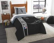 Chicago White Sox Twin Comforter & Sham Set