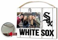 Chicago White Sox Weathered Logo Photo Frame