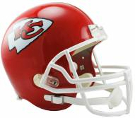 Riddell Kansas City Chiefs Deluxe Replica NFL Football Helmet