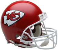 Riddell Kansas City Chiefs Authentic VSR4 NFL Football Helmet
