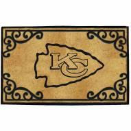 Kansas City Chiefs NFL Door Mat