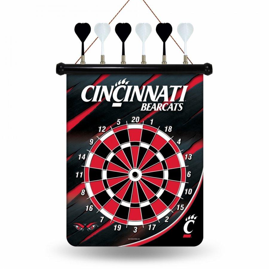 Cincinnati Bearcats Magnetic Dart Board