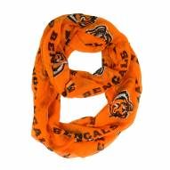 Cincinnati Bengals Alternate Sheer Infinity Scarf