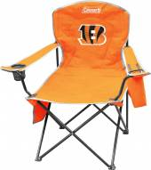 Cincinnati Bengals Coleman XL Cooler Quad Chair