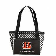 Cincinnati Bengals Double Diamond Cooler Tote