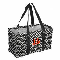Cincinnati Bengals Double Diamond Picnic Caddy