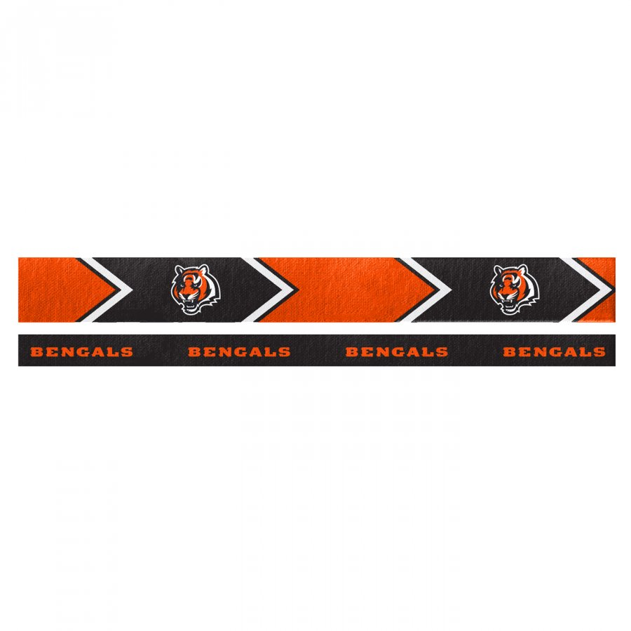 Cincinnati Bengals Headband Set