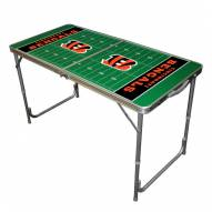 Cincinnati Bengals NFL Outdoor Folding Table