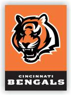 Cincinnati Bengals NFL Premium 2-Sided House Flag