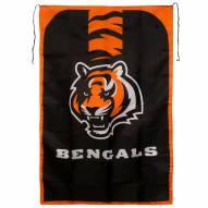 Cincinnati Bengals Team Fan Flag