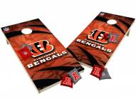 Cincinnati Bengals XL Shields Cornhole Game