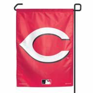 "Cincinnati Reds 11"" x 15"" Garden Flag"