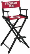 Cincinnati Reds Bar Height Director's Chair